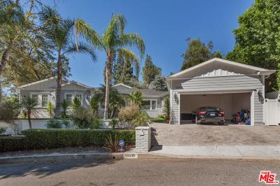 Sherman Oaks Single Family Home For Sale: 15539 Woodcrest Drive