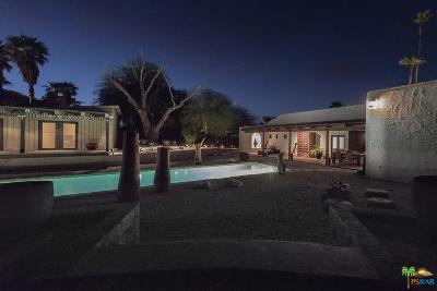 Rancho Mirage Single Family Home For Sale: 71607 Sahara Road