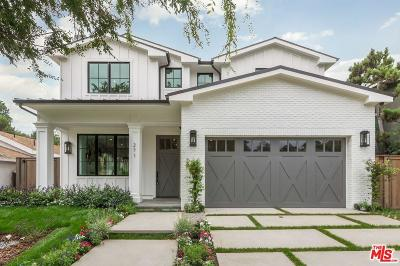 Los Angeles Single Family Home For Sale: 271 North Bowling Green Way