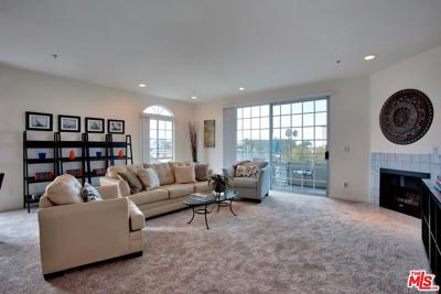 Los Angeles Condo/Townhouse For Sale: 1706 Colby Avenue #302