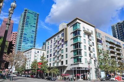 Los Angeles Condo/Townhouse For Sale: 645 West 9th Street #311