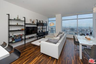 Condo/Townhouse For Sale: 900 West Olympic #32G
