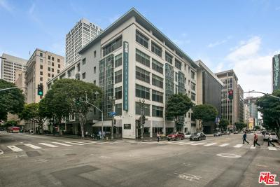 Los Angeles Condo/Townhouse For Sale: 630 West 6th Street #205
