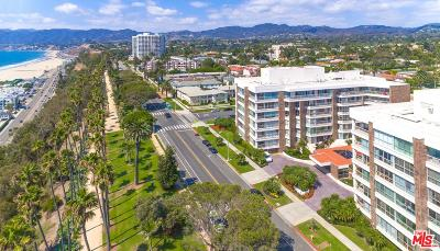Santa Monica Condo/Townhouse For Sale: 515 Ocean Avenue #507S