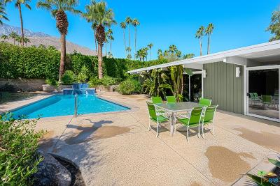 Palm Springs CA Single Family Home For Sale: $995,000