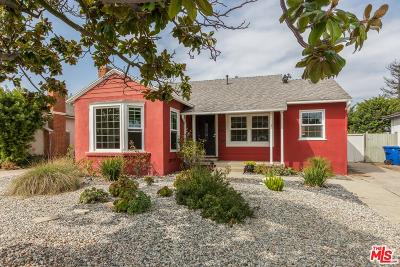 Los Angeles Single Family Home For Sale: 6861 West 85th Place