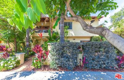 West Hollywood Single Family Home For Sale: 859 Westbourne Drive #4