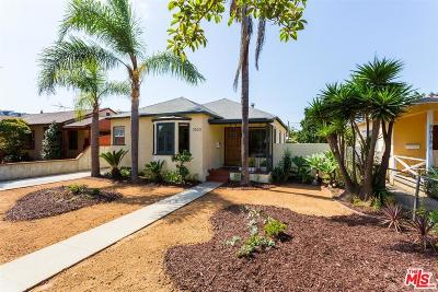 Culver City Single Family Home For Sale: 3923 Redwood Avenue