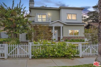 Santa Monica Condo/Townhouse For Sale: 1027 21st Street #102