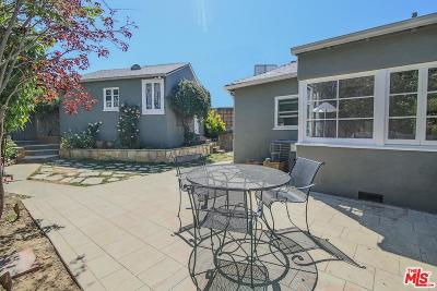 Los Angeles Single Family Home For Sale: 3217 Bennett Drive