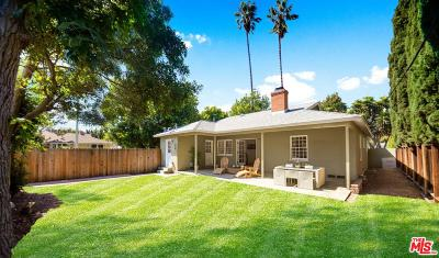 Los Angeles Single Family Home For Sale: 11306 Rose Avenue