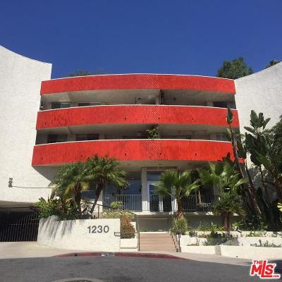 West Hollywood Condo/Townhouse For Sale: 1230 Horn Avenue #410