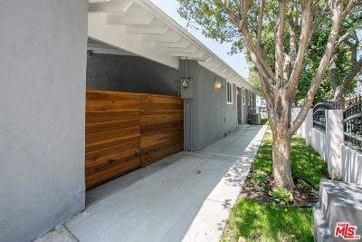 Los Angeles Single Family Home For Sale: 4162 Willimet
