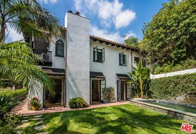 Los Angeles Single Family Home For Sale: 8157 Laurel View Drive