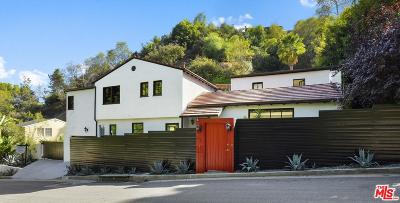 Los Angeles Single Family Home For Sale: 2571 Outpost Drive