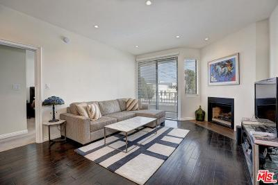 Los Angeles Condo/Townhouse For Sale: 660 North Sweetzer Avenue #207
