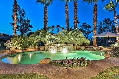 La Quinta Single Family Home For Sale: 79860 Riviera
