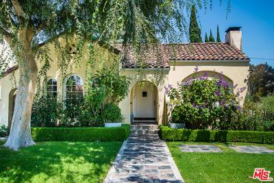 Los Angeles Single Family Home For Sale: 232 North Windsor Boulevard