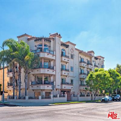 Los Angeles Condo/Townhouse For Sale: 11578 Iowa Avenue #201