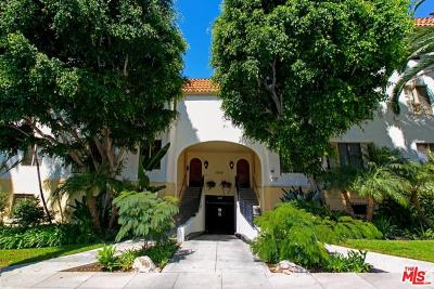 West Hollywood Condo/Townhouse For Sale: 1345 North Hayworth Avenue #4