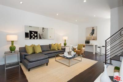 Santa Monica Condo/Townhouse For Sale: 1440 Princeton Street #5