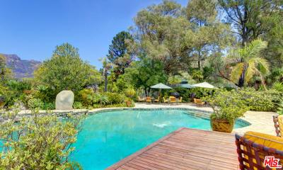 Malibu Single Family Home For Sale: 9199 Cotharin Road