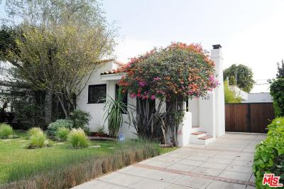 Los Angeles Single Family Home For Sale: 740 North Laurel Avenue