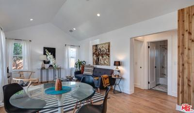 Los Angeles Single Family Home For Sale: 2712 West 36th Street