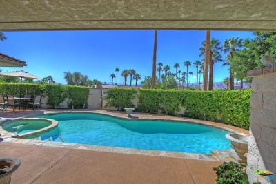 Rancho Mirage Single Family Home For Sale: 72 Dartmouth Drive