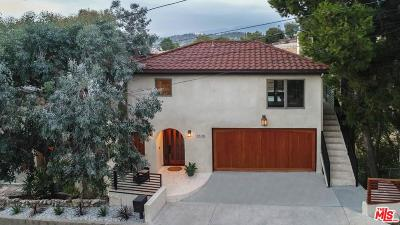Los Angeles Single Family Home For Sale: 3535 Cazador Street