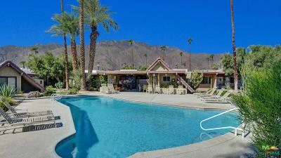 Palm Springs Condo/Townhouse For Sale: 1837 East Tachevah Drive