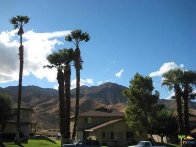 Palm Desert Condo/Townhouse For Sale: 72611 Edgehill Drive #1