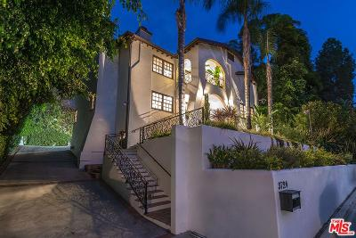 Sherman Oaks Single Family Home For Sale: 3724 Dixie Canyon Avenue