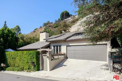 Los Angeles Single Family Home For Sale: 2664 Zorada Drive