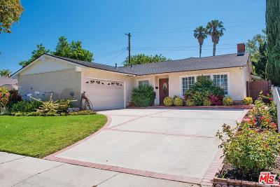 Los Angeles County Single Family Home For Sale: 9632 Crebs Avenue