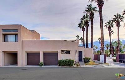 Palm Springs Condo/Townhouse For Sale: 911 South Village Square