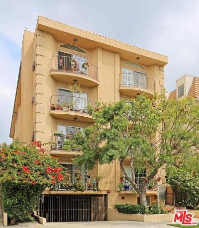 Los Angeles Condo/Townhouse For Sale: 1932 Pelham Avenue #401