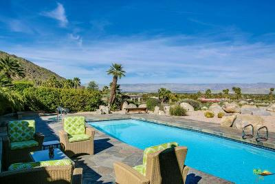 Palm Springs Single Family Home For Sale: 600 South La Mirada Road
