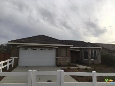 Yucaipa Single Family Home For Sale: 33843 Carson Lane