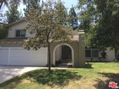 Tarzana Rental For Rent: 3927 Corbin Avenue