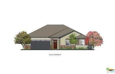 Yucaipa Single Family Home For Sale: 33831 Carson Lane