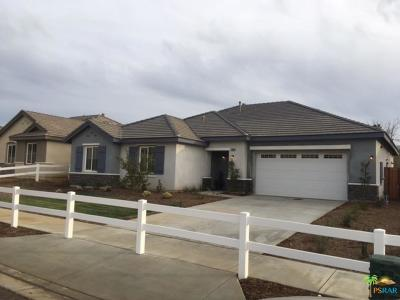 Yucaipa Single Family Home For Sale: 12435 Carson Court