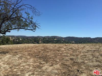 Woodland Hills Residential Lots & Land For Sale: 5133 Llano Drive