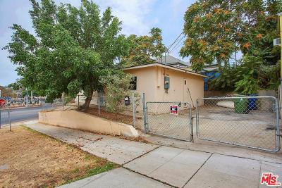 Los Angeles Single Family Home For Sale: 405 Sloat Street