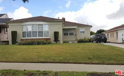 Los Angeles Single Family Home For Sale: 6112 Damask Avenue