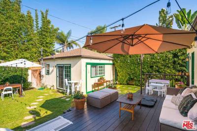 Venice Single Family Home For Sale: 2902 Ocean Avenue