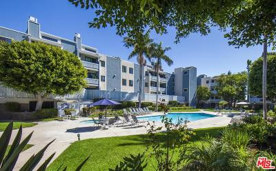 Los Angeles County Condo/Townhouse For Sale: 8160 Manitoba Street #109