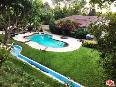 Woodland Hills Single Family Home For Sale: 20005 Gypsy Lane