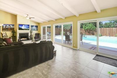 Palm Springs CA Single Family Home For Sale: $560,000