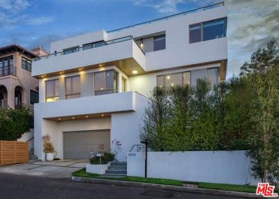 Pacific Palisades Single Family Home For Sale: 15301 Whitfield Avenue